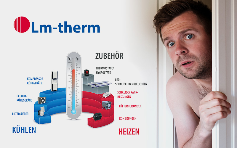 Schaltschrank Heizungen & Zubehör von Lm-therm